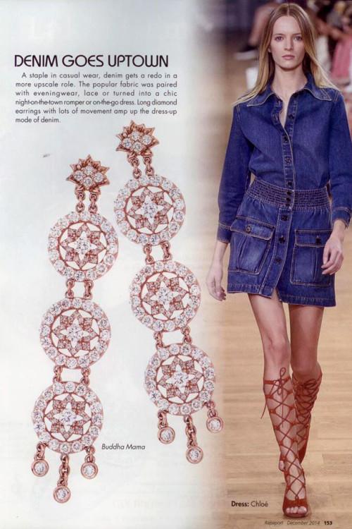 Buddha Mama Jewlelry - Rapaport Magazine